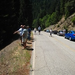 June 9 McCloud Falls Ride