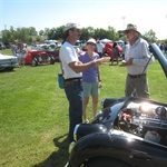 May 18 Maxwell Car Show