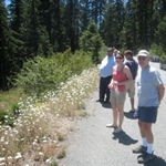 July 18 Picnic and South Fork Tour